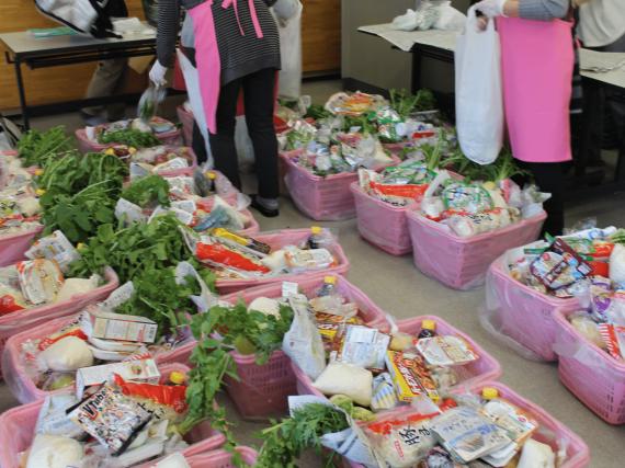 「こども宅食」をきっかけに生まれる、町民同士のつながり【奈良活動報告】